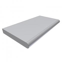 Kiruna (granit) kantfliser til ovale pools