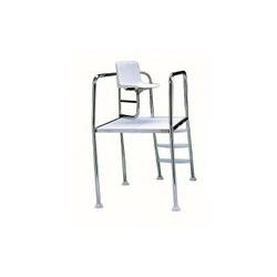 Livredderstol høj platform