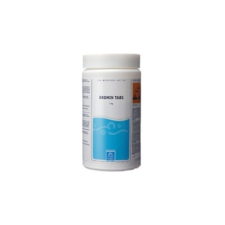 Spacare - Bromin Tabletter (1 kg.)