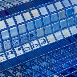Mosaik - Azurita