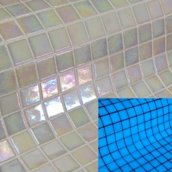 Mosaik - Beige Iris