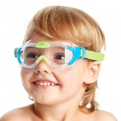 Speedo sea squad maske - Junior, 2-6 år