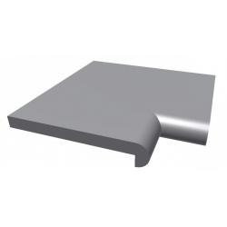 Napoli (granit) kantfliser til firkantede pools