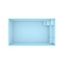 San Marino glasfiberpool