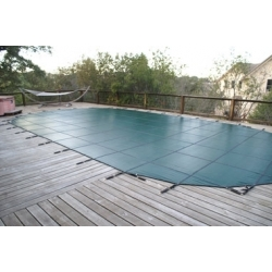 Vintercover til oval pool