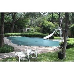 Vintercover til 8-tal pool