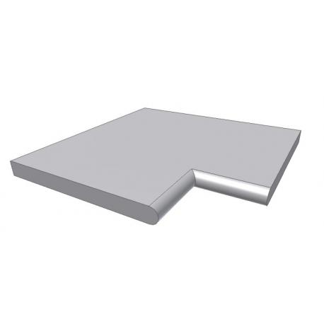 Kiruna (travertin) kantfliser til firkantede pools