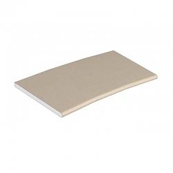 Maranello (keramisk) kantfliser til firkantede pools